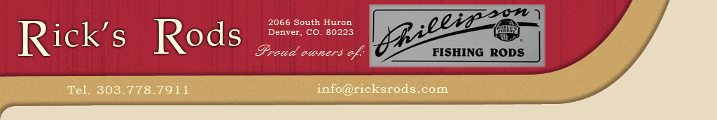 Rick's Rods Banner